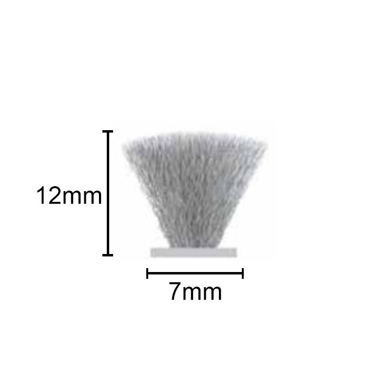 fit 230 Escova de Vedação Normal 7x12 50mt