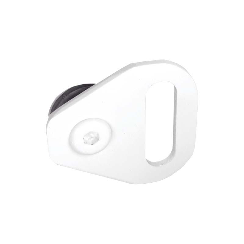 1671M Mini puxador para transpasse portas e janelas com um furo