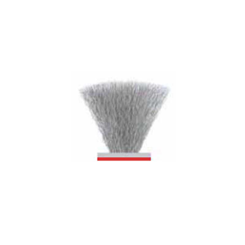 Fit-506 Escova de Vedação Adesiva 5x6  1mt