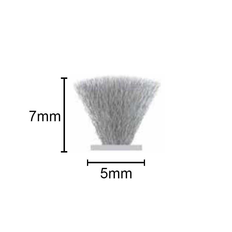 Fit-207 Escova de Vedação Normal 5x7 50mt