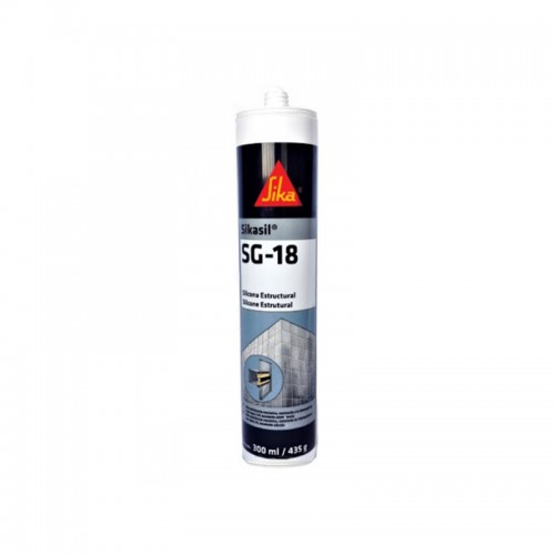 Silicone Estrutural SG-18 SIKA 280 ML