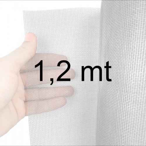 TEL-120 Tecido Para Tela Mosqueteira 1,2mtde Altura x 1mt de largura